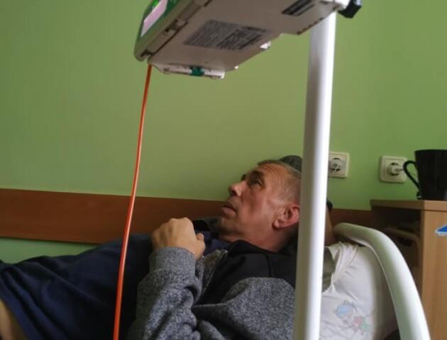 Волинянину, який хворіє на рак кишківника, потрібна допомога