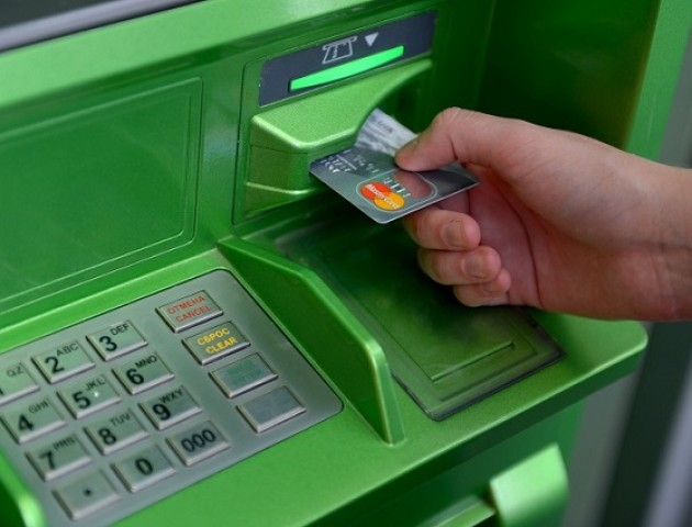Волинян попереджають: одну ніч не працюватимуть банкомати й термінали «ПриватБанку»