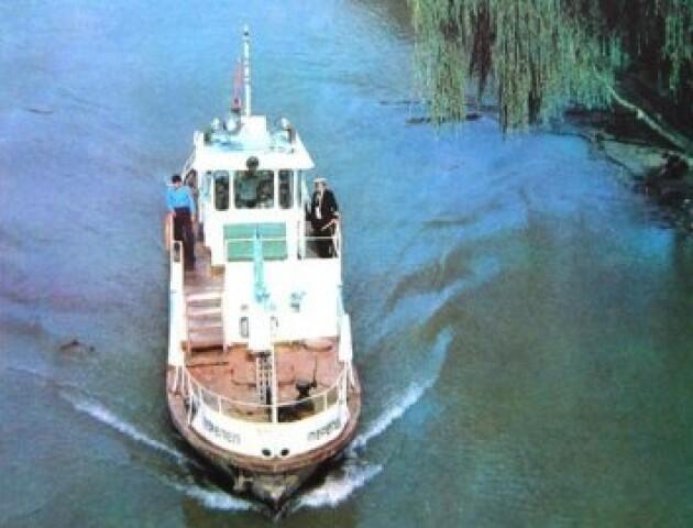 У Луцьку до кінця року мають запустити технічний та вантажний річковий порт