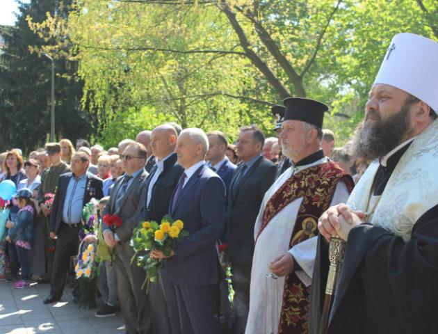 У Луцьку вшанували пам'ять жертв трагедії на Чорнобильській АЕС. ФОТО