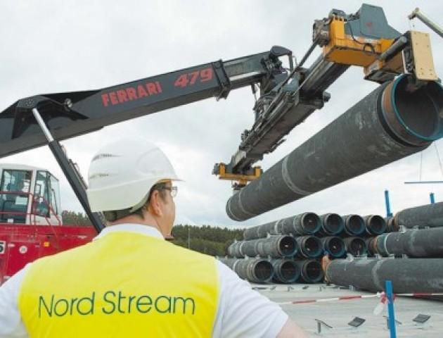 Рада закликала Європу відмовитися від будівництва «Північного потоку - 2»