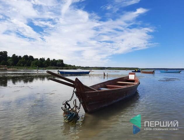 На сесії Волиньради хочуть обговорити проблеми озера Світязь