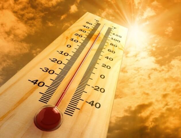 2019 рік в Україні став найтеплішим за всю історію спостережень