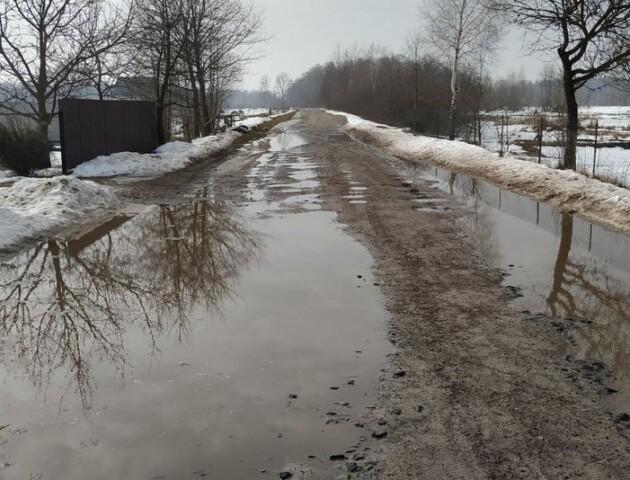 Любешівська громада потерпає від повені. На черзі - інші
