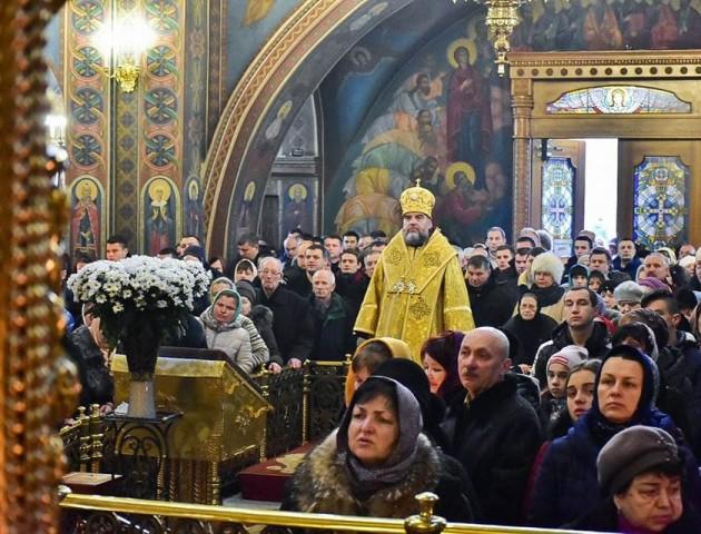 У Вінниці громада храму УПЦ МП перейшла до нової церкви
