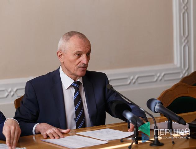 Голова Волинської ОДА знову розкритикував чиновників. ВІДЕО