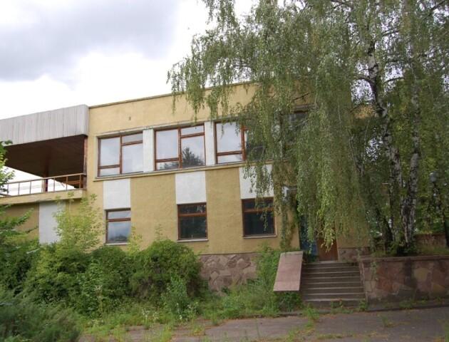 У Луцьку продають колишній обкомівський готель «Круча»
