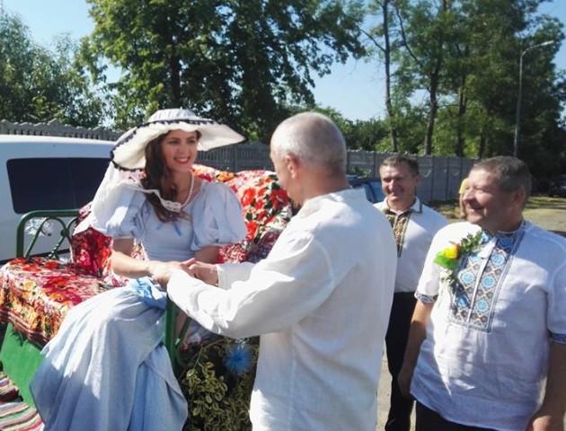 На Волині відбувся фестиваль «Весільні обряди». ФОТО
