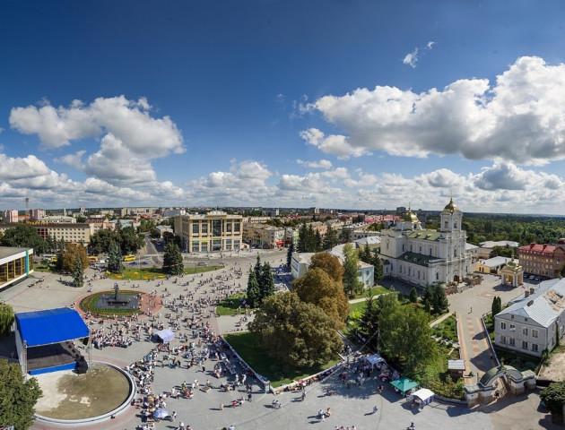 Провести вихідні у Луцьку скликають всю Україну