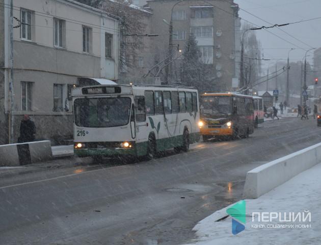 85% луцьких тролейбусів пора списати