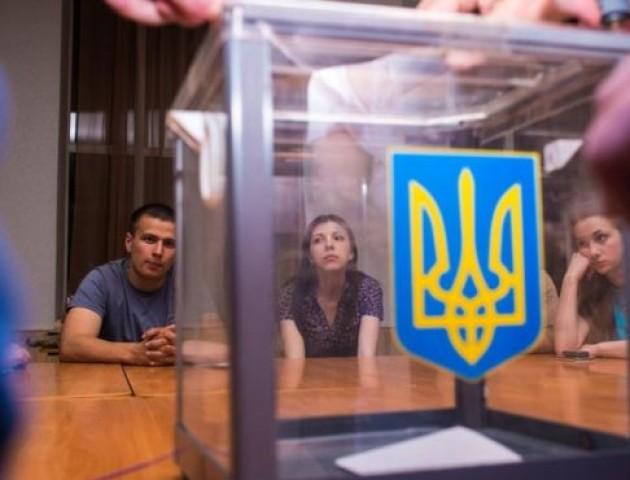 У волинських селах «мляво» рекламуються кандидати у Президенти. ВІДЕО