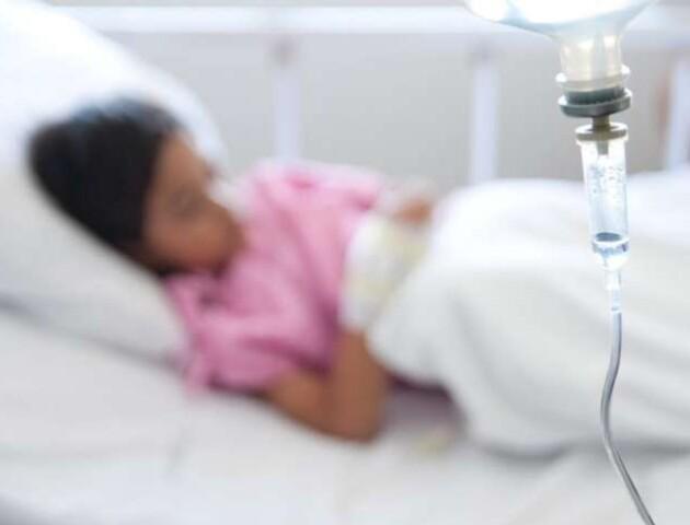Гострий в'ялий параліч: на Волині дитина захворіла на поліомієліт