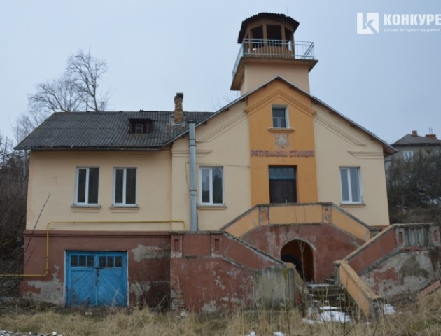 У Луцьку знесуть стару рятувальну станцію, щоб побудувати багатоповерхівку. ФОТО