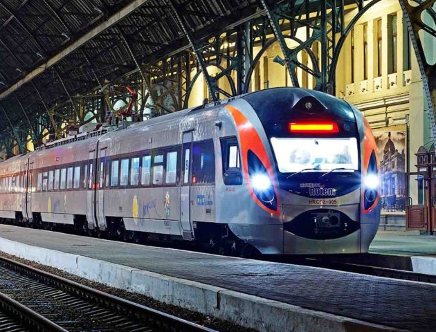 Україна збирається відмовитися від залізничного сполучення з Росією