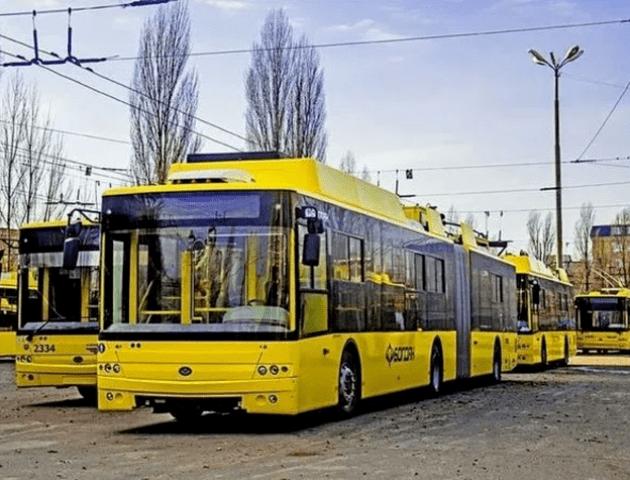 У Луцьку будуть тролейбуси з кондиціонерами і usb-портами