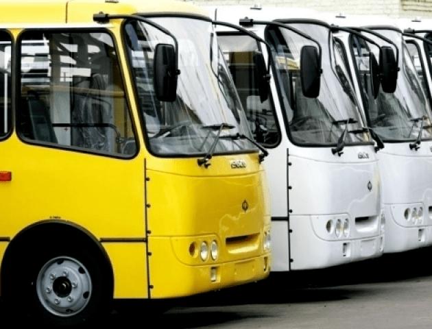 Ківерцівські маршрутки їздитимуть до «Нового ринку» у Луцьку