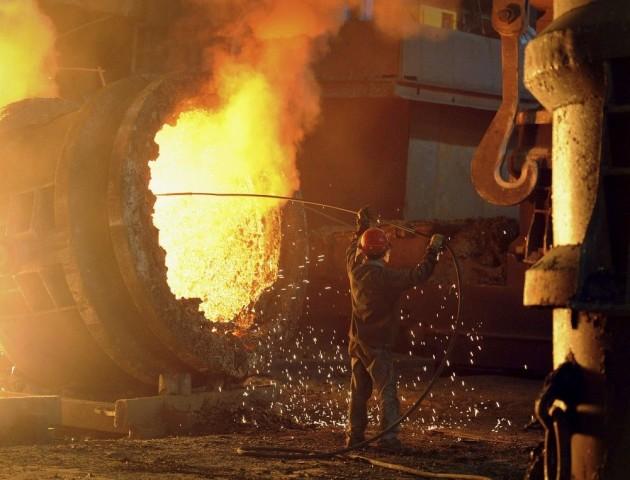 Зростання промвиробництва в Україні сповільнилося до 1%