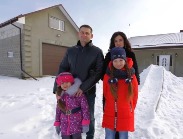 Волинську сім'ю показали у популярній програмі «Міняю жінку». ВІДЕО