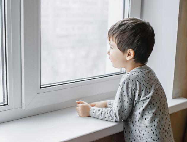 Вибираєте вікна? Подумайте про дітей! БЛОГ