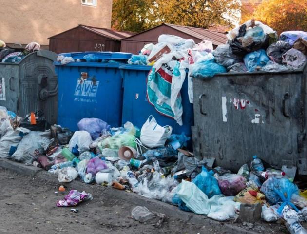 У Луцьку затвердили «сміттєву» програму