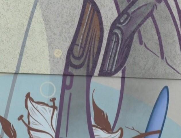 У Луцьку з'являться ще три мурали. Де? Що вони означають?