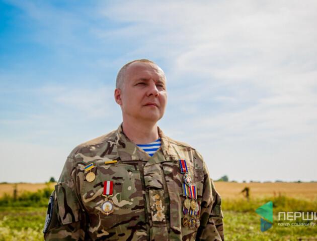 «Кіборг» з Луцька Вадим Ваврищук розповів, як 21 день боронив Донецький аеропорт. ВІДЕО
