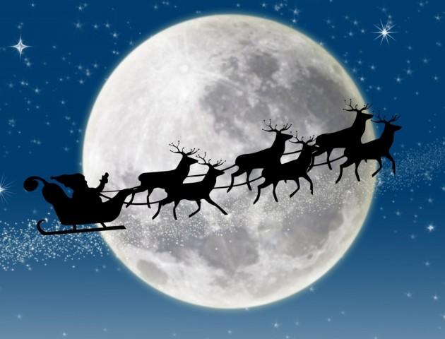 ППО США і Канади зафіксували сани Санта-Клауса