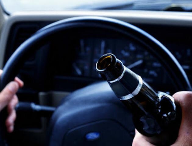 Рада попередньо підтримала жорсткіший закон про п'яне водіння