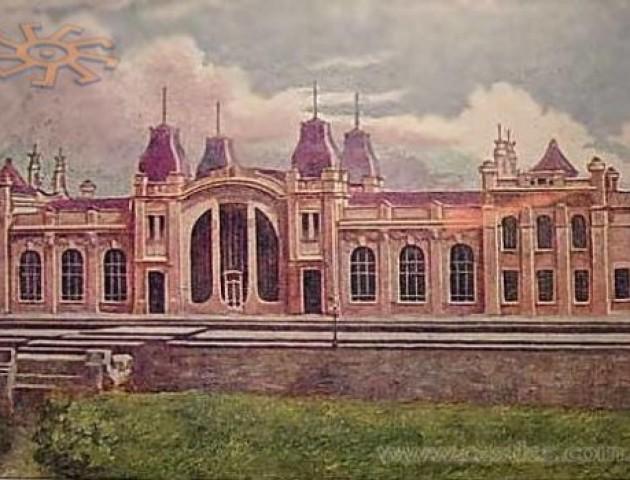 Показали старі фото Ковельського вокзалу