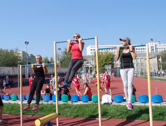 У СНУ відзначили Міжнародний день студентського спорту. ФОТО