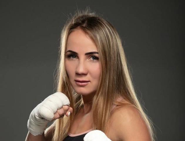 Боксерка з Ковеля здобула «срібло» на турнірі в Казахстані