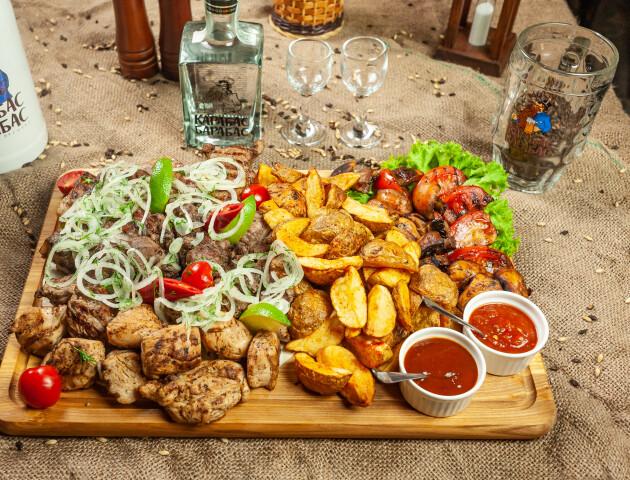 Що замовити на домашнє свято у «Карабас Барабасі»