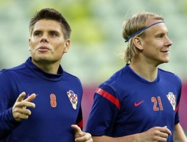 «Це перемога за Україну!», - гравці збірної Хорватії записали звернення до українців. ВІДЕО
