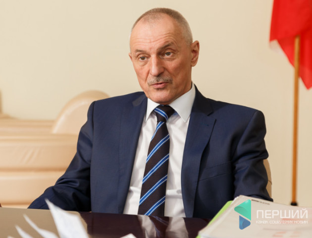 Олександр Савченко розповів, яким буде Центр реабілітації атовців на Волині