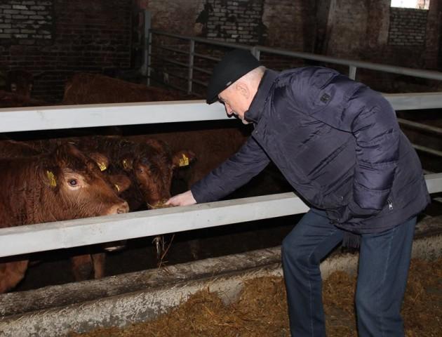 Люди вкладають кошти і роблять хорошу справу, - Савченко про роботу «Ратнівського аграрія»