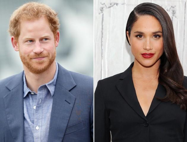 Принц Гаррі і Меган Маркл офіційно оголосили день весілля