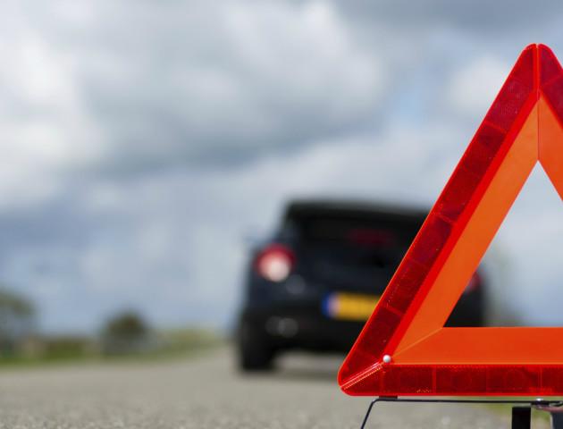 У Луцьку автомобіль Hyundai збив на переході хлопця і втік