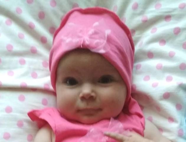 «Допоможіть дитині!»: семимісячній дівчинці з Шацька терміново потрібна операція на серці