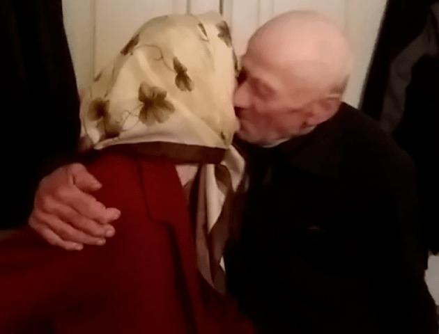 60 років разом: волинське подружжя відзначило «діамантове весілля». ФОТО