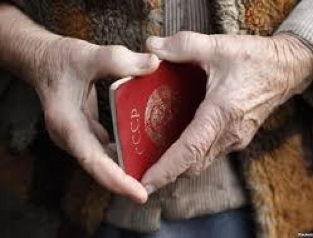 На Волині жінка 8 місяців без пенсії, бо досі живе з паспортом СРСР