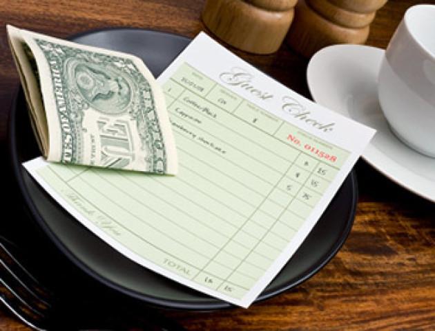 У луцьких ресторанах можна давати чайові без готівки