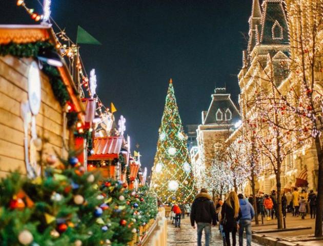 Топ-5 міст Європи для найяскравішого відпочинку на Різдво та Новий рік