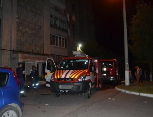 Депутат Рівненської облради ледь не згорів у власній квартирі