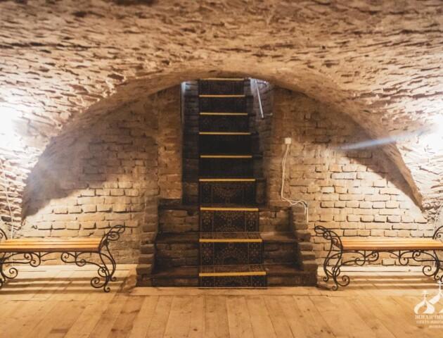 У Жидичині відновили древню монастирську усипальницю. Вона відкрита для відвідувачів