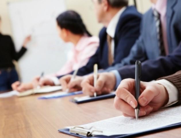 Тренінг у Луцьку на тему: «Лізинг: особливості послуги та переваги для клієнта»