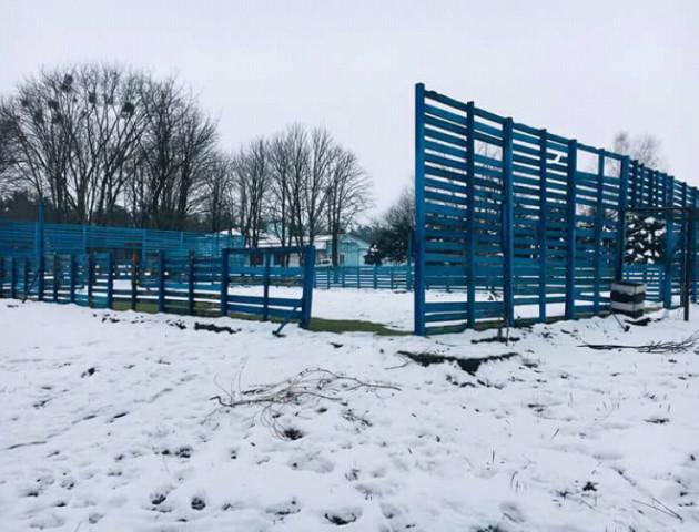 На Волині відремонтують спортивний майданчик за 300 тисяч гривень