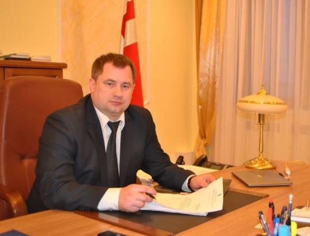 Валентин Вітер став заступником начальника управління охорони здоров'я Волинської ОДА
