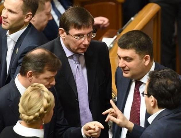 Що б попросили українські політики у Святого Миколая