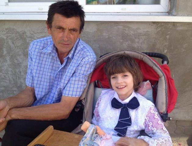 8-річний дівчинці з Волині терміново потрібна дороговартісна операція