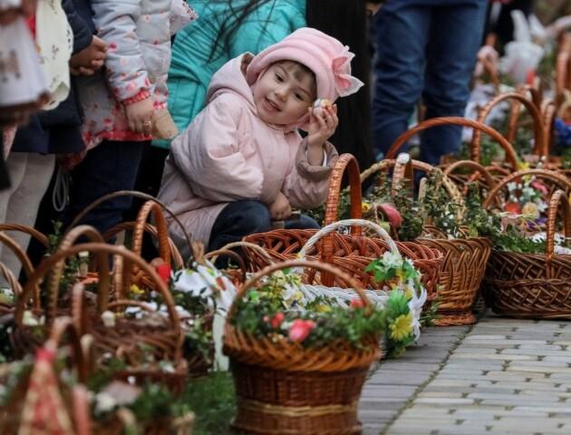 Якою буде погода у Луцьку на Великдень